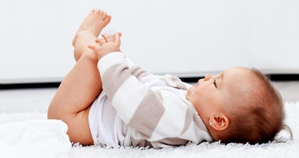 Lifehack voor moeders: welke luiermaat bij welke leeftijd?
