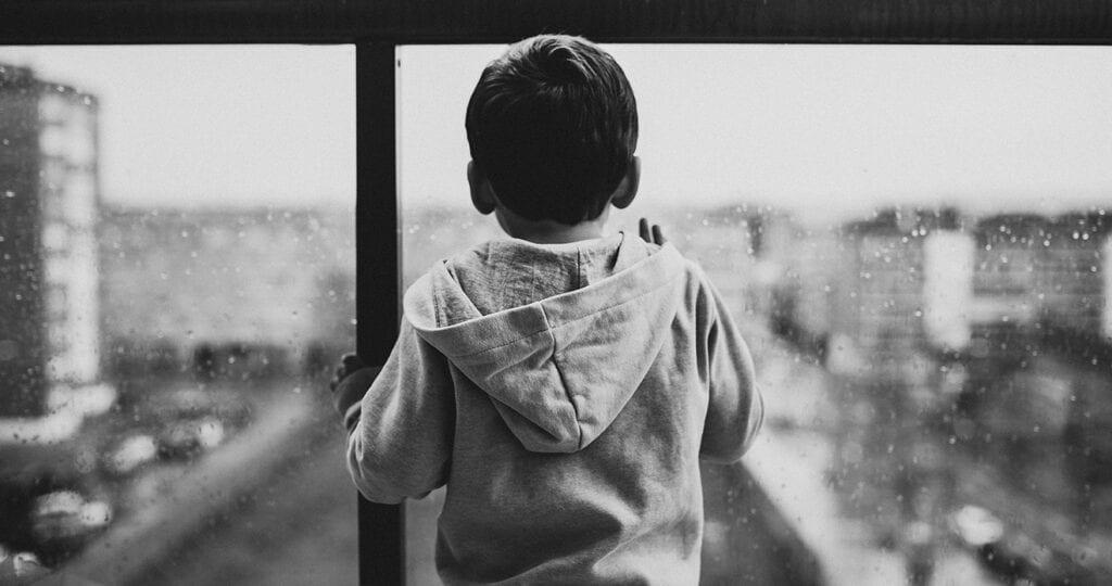 Een brief aan mijn zoon: mijn onbezorgde, lieve, kleine, mooie mannetje