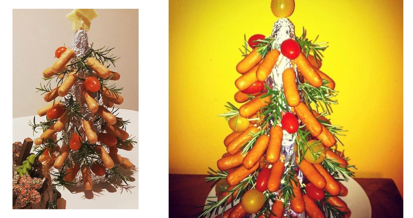 worstenboom kerstdiner-tip