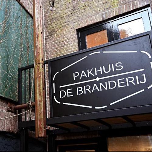 Bed & Breakfast Pakhuis de Branderij