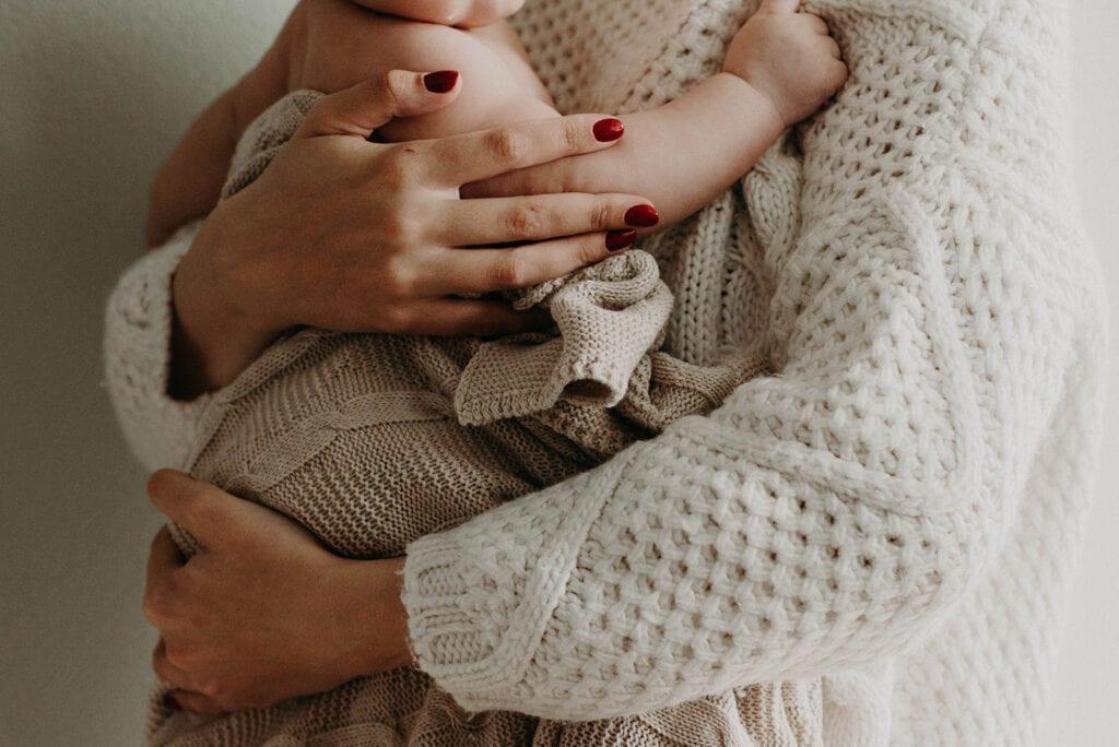 Moeder zijn zonder eigen moeder