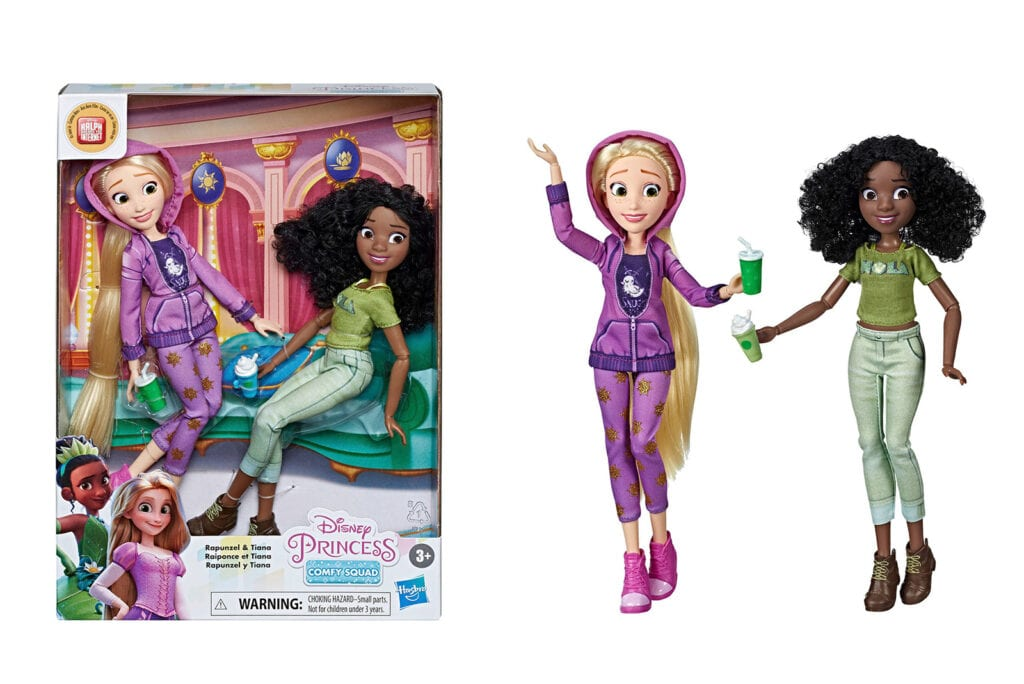Review Disney Princess Modepoppen