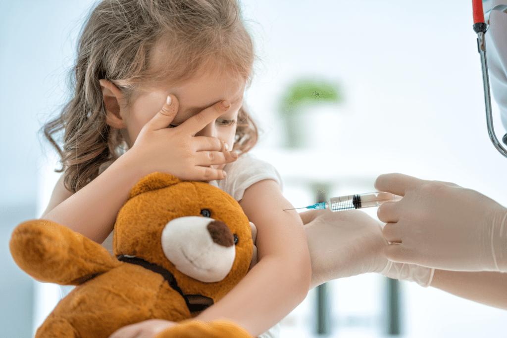 Vaccinaties worden niet gezien als een oplossing maar als oorzaak van…