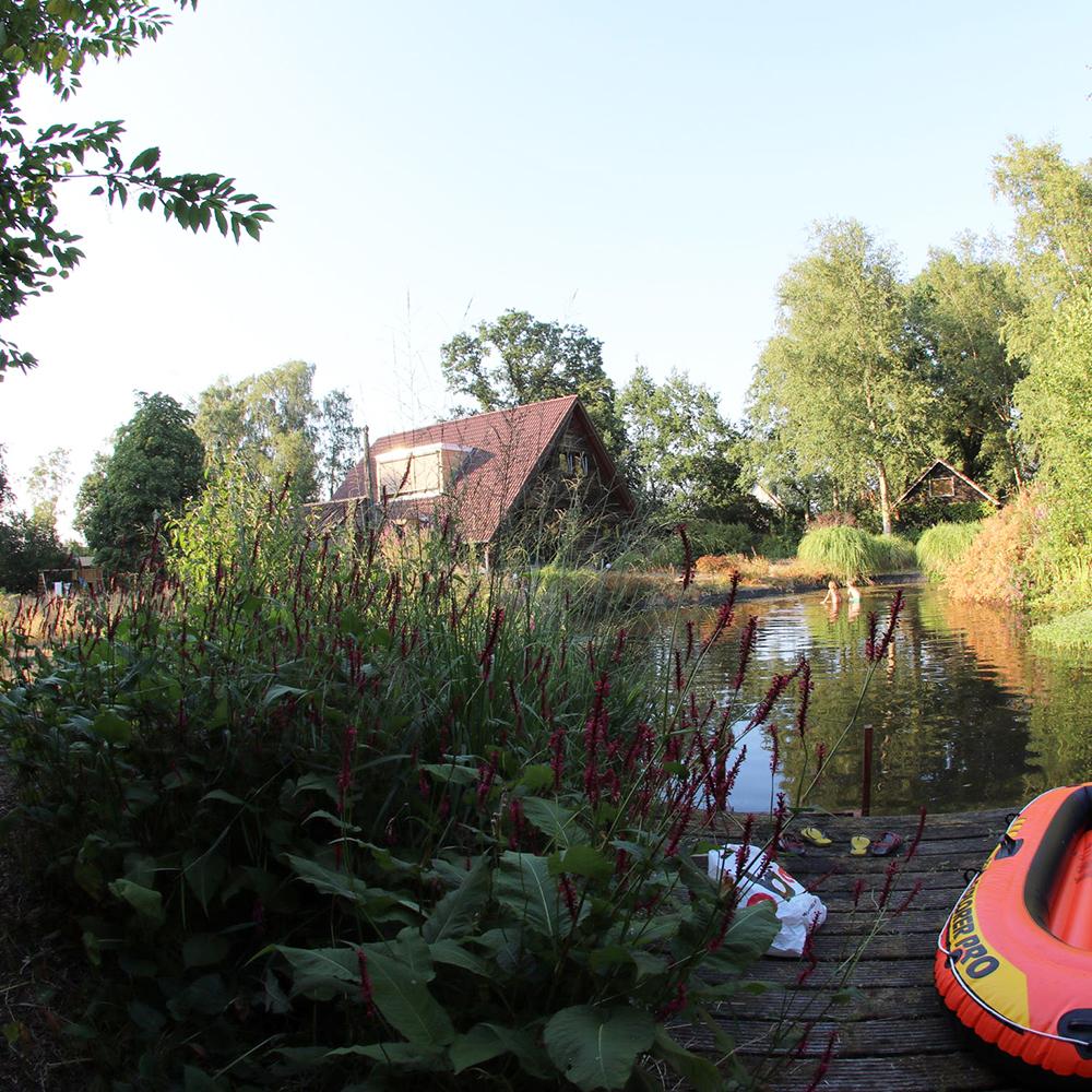 Luxe familiehuis Huize Hulshorst op de Veluwe