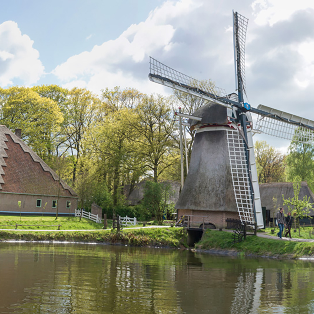 Nederlands Openluchtmuseum in Arnhem