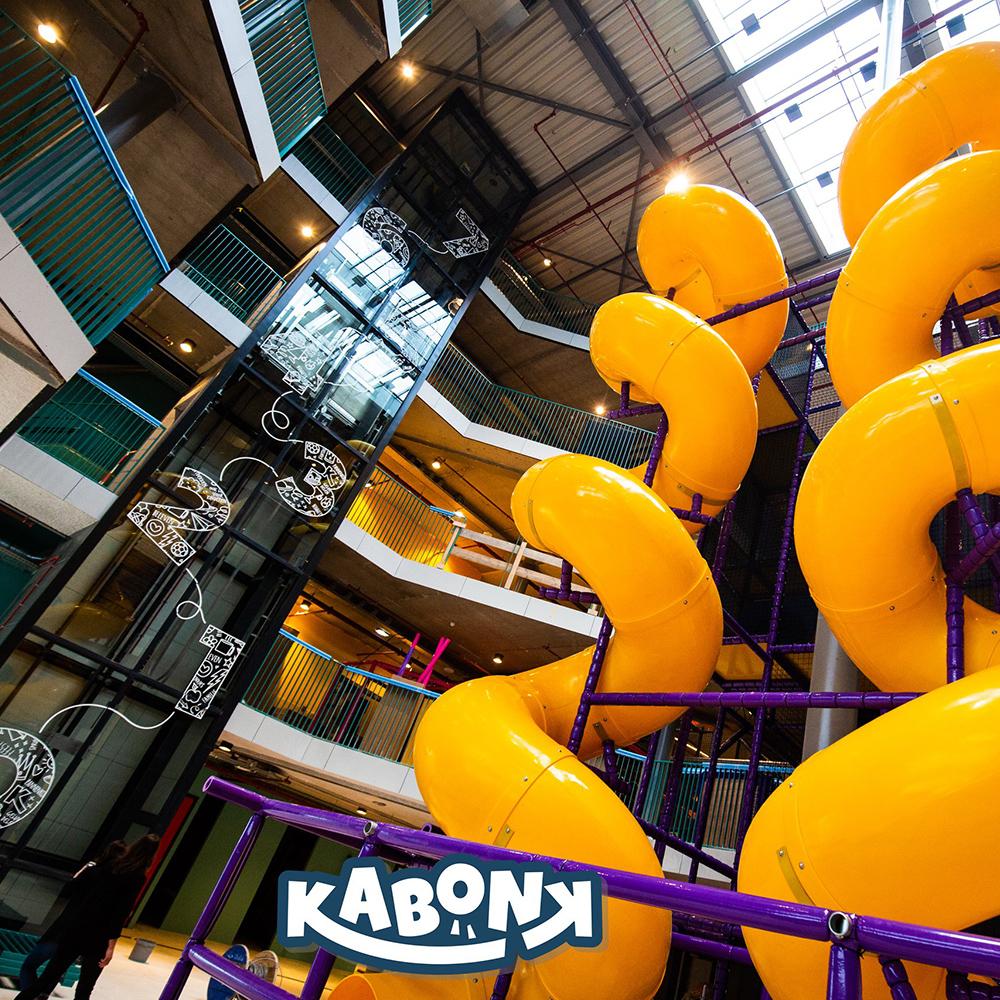 Speelpark Kabonk in Breda