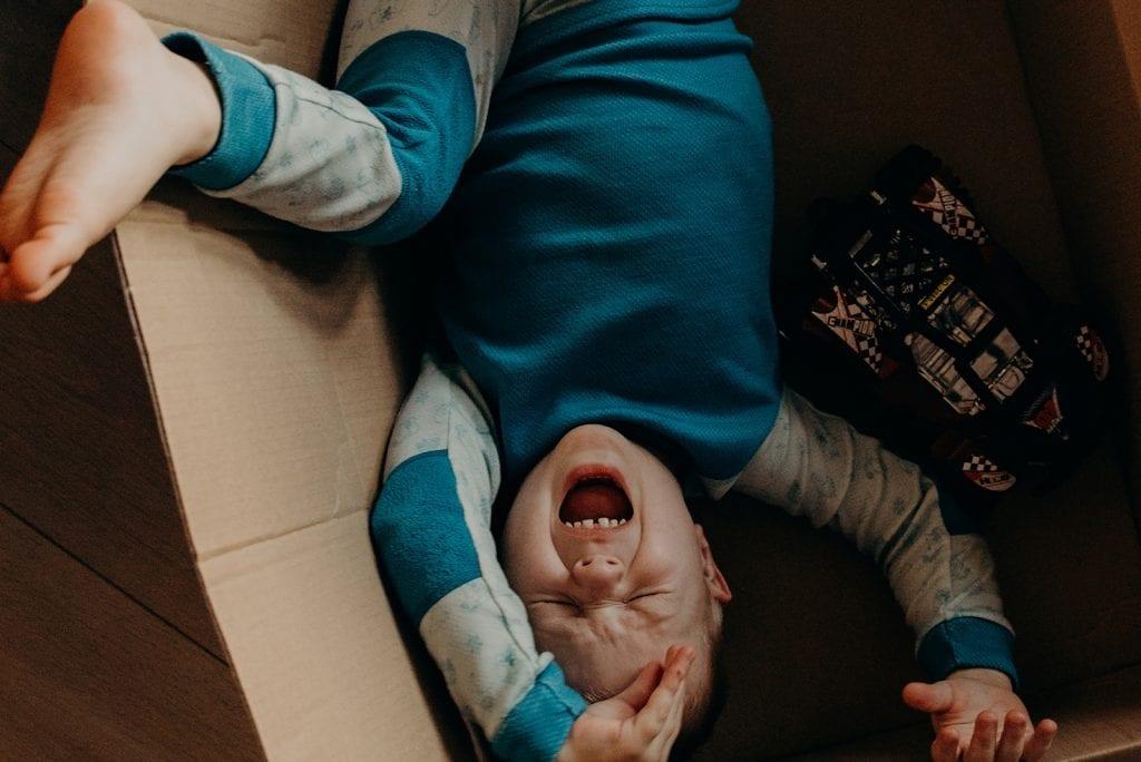 Een gillende baby: hoe leer je dat af?