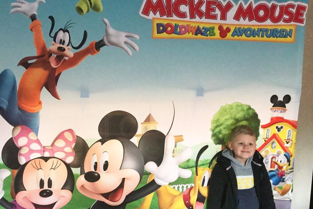 Tip: Mickey's doldwaze avonturen op Disney Channel