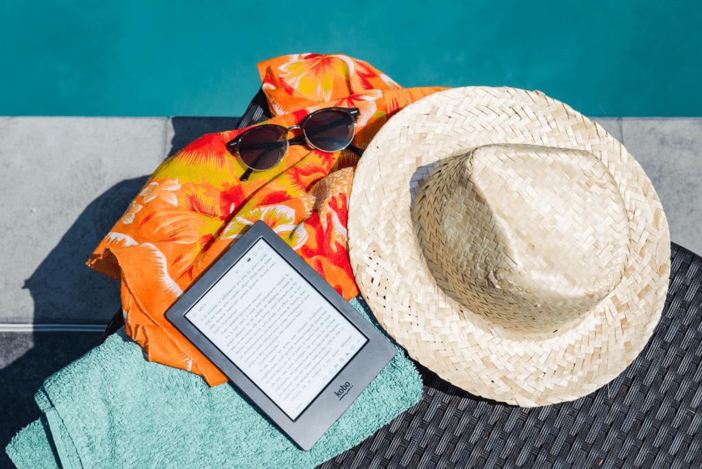 Zo kom je de zomer door: koop een e-reader en lees deze boeken