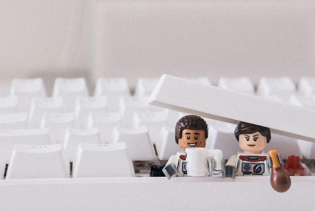 Mijn kleuter is een LEGO-virtuoos