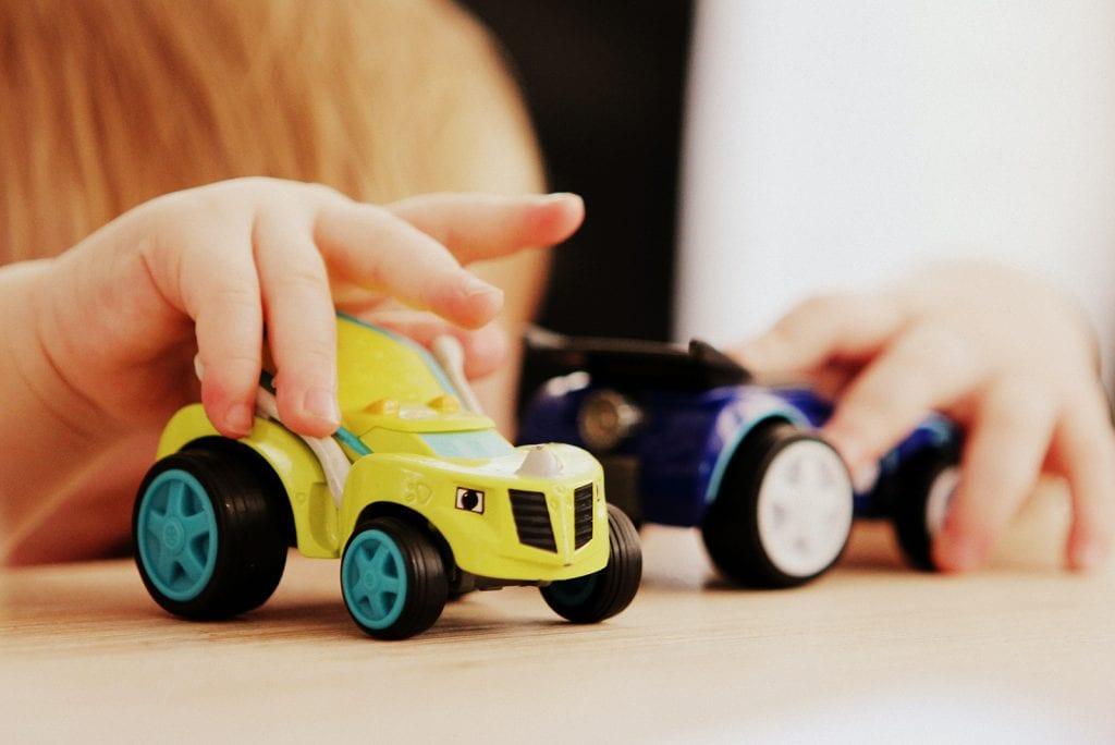 Speeltips voor kinderen met astma