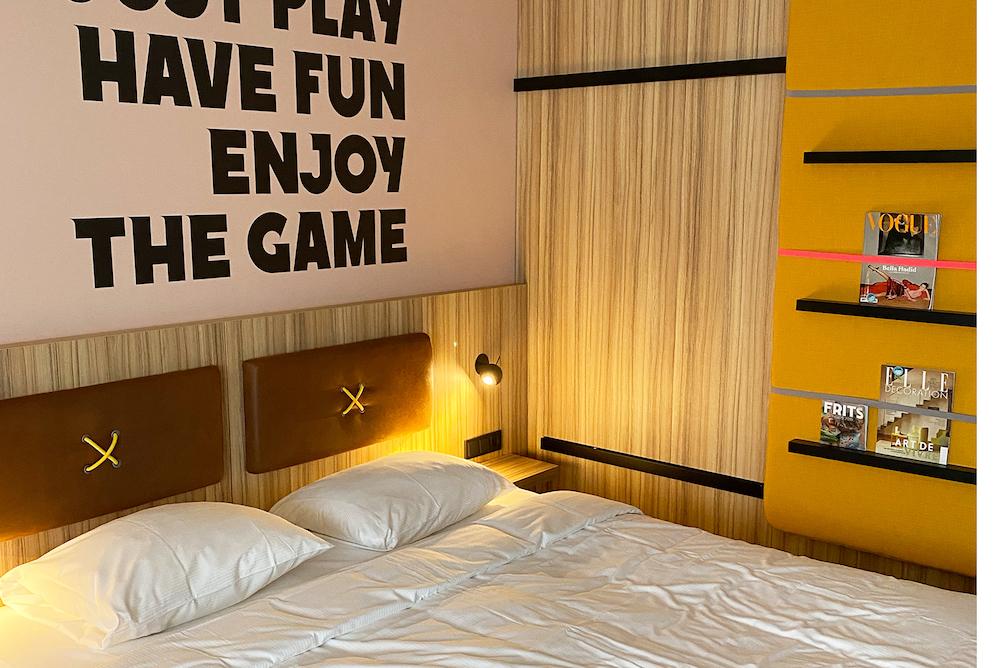 Wij gingen naar het sportiefste hotel van Nederland