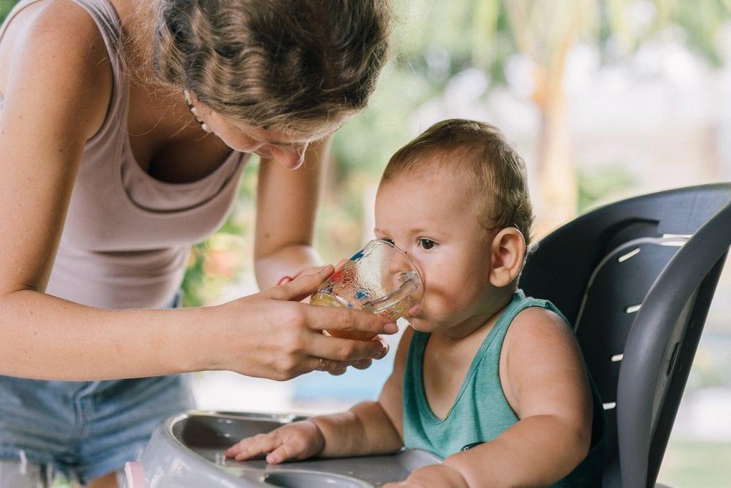 Hulpmiddelen voor dove moeders