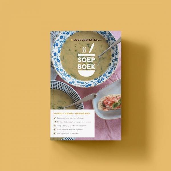 Kookboek kidsproof soepen