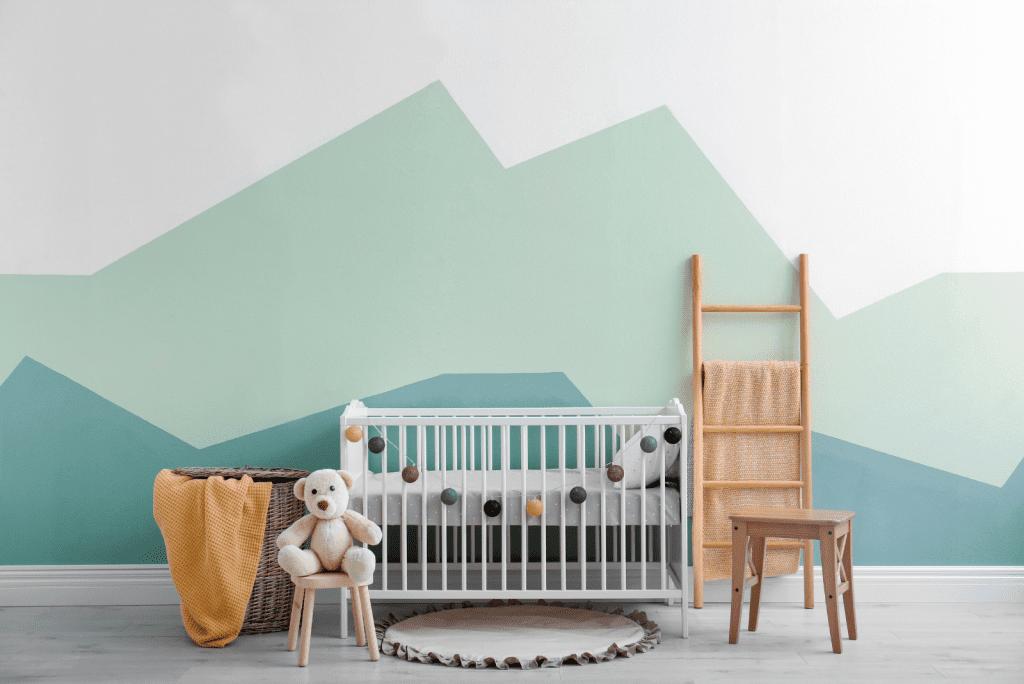 De leukste trends voor de babykamer inrichting 2021