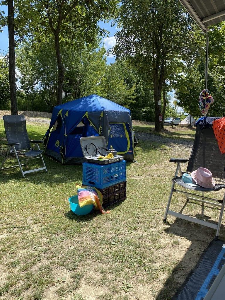 Inpaklijst camper