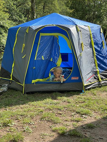 Camper huren Campervakantie met kinderen