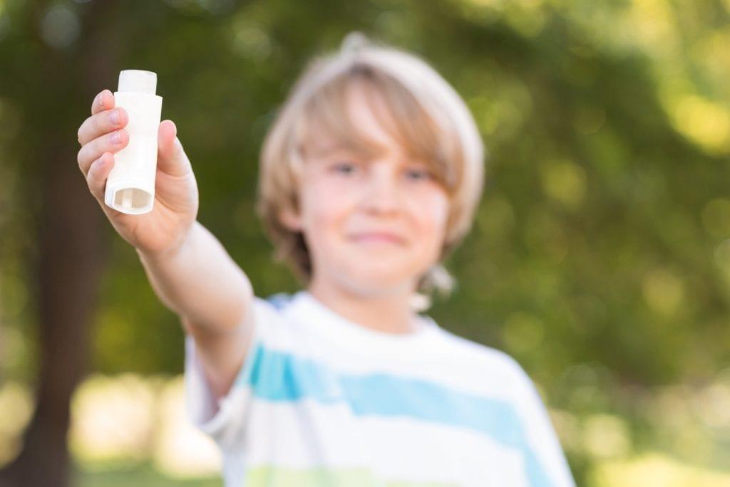 Hoe weet je als dove ouder of je kind astma heeft?