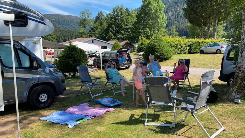 Campervakantie met kinderen
