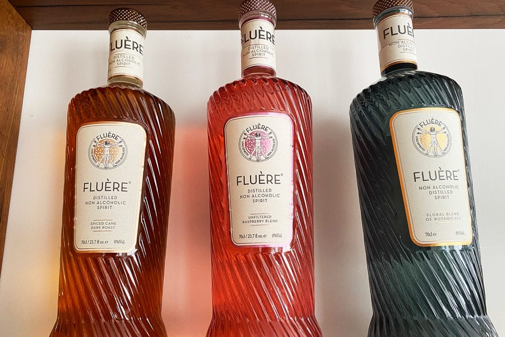 Alcoholvrij drankje: FLUERE voor gin lovers