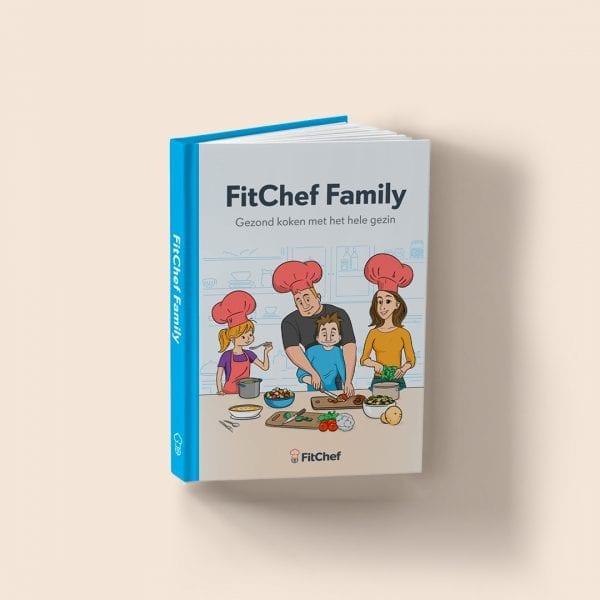 Fitchef gezond koken voor de familie