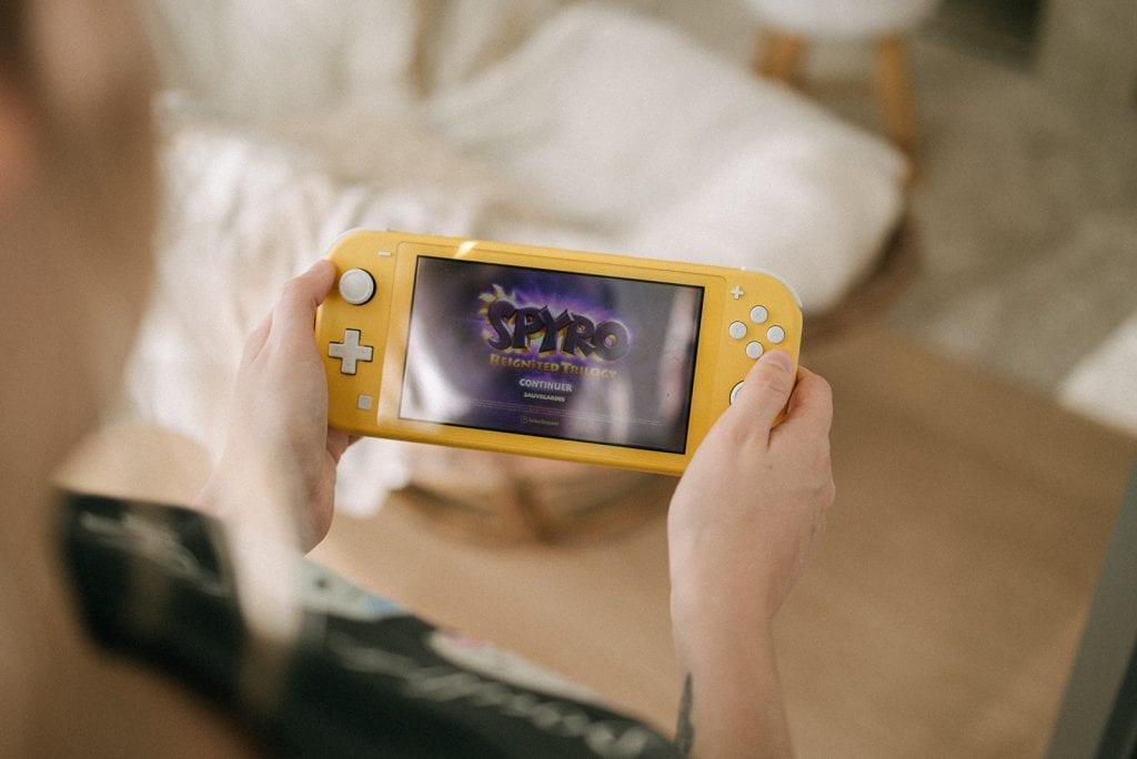 Waarom een Nintendo Switch Lite een goede keuze is!