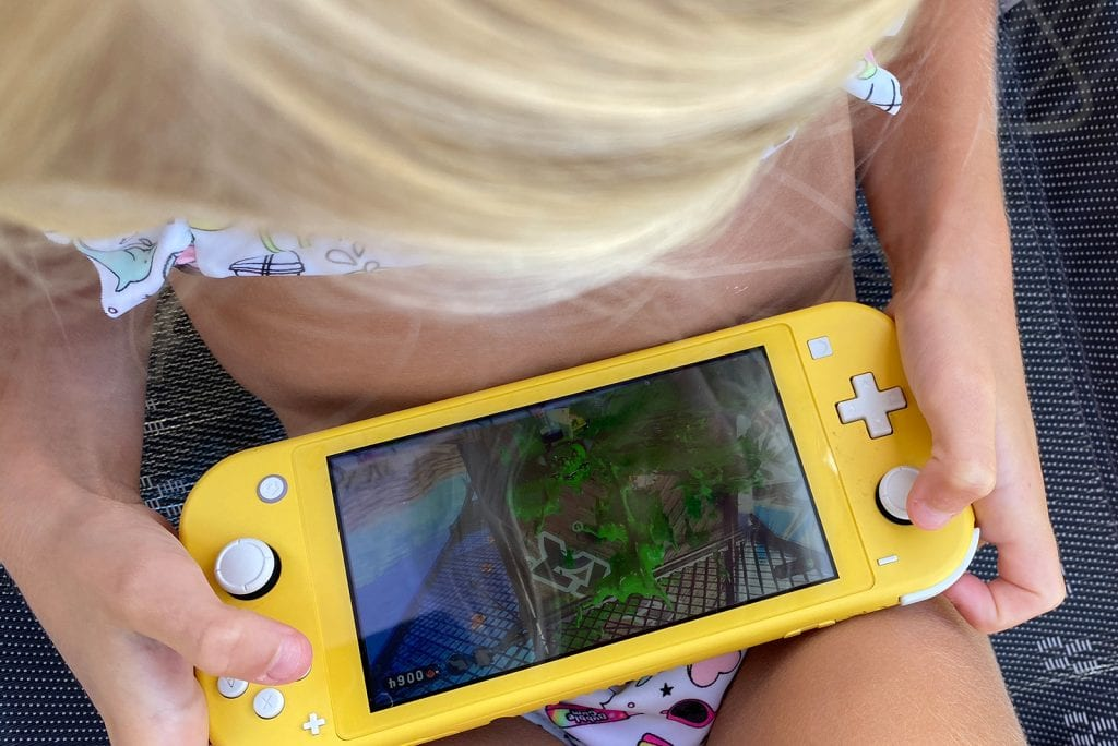 Review Nintendo Switch Lite