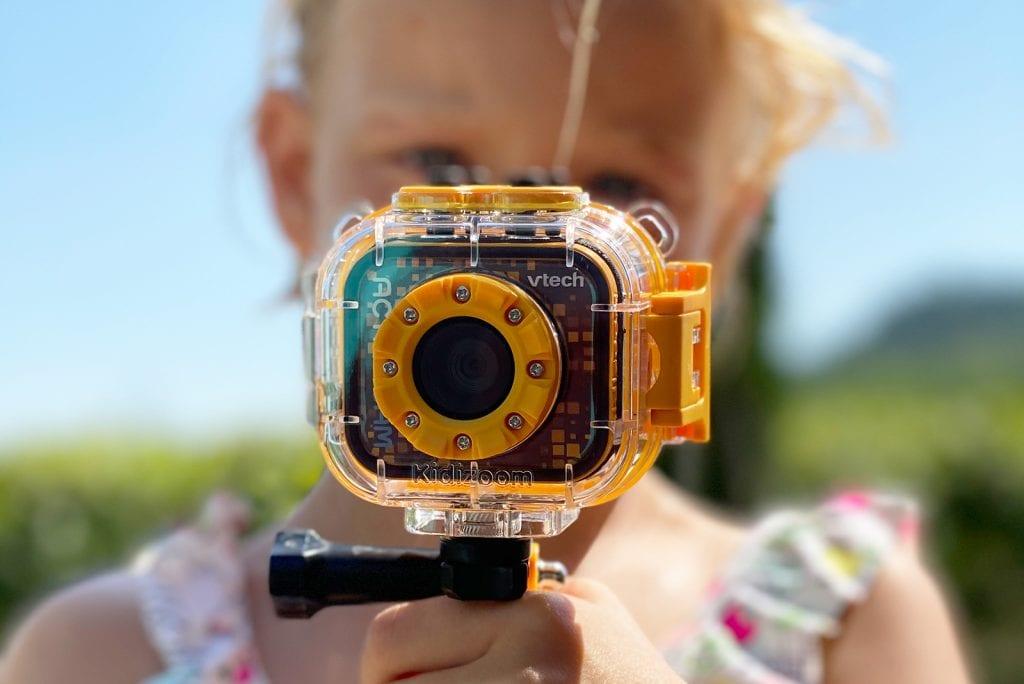 Vtech Action Cam review: geweldige kindercamera!