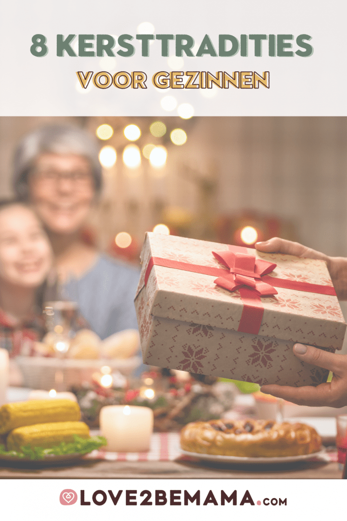 8 kersttradities voor gezinnen met kinderen