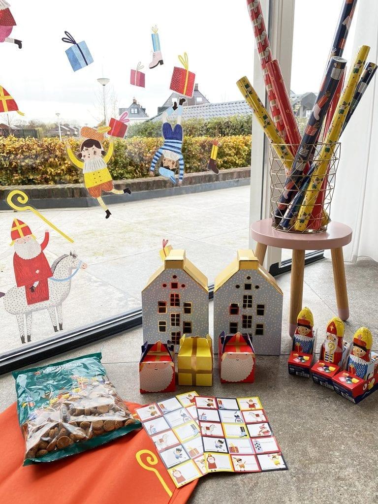 Sinterklaas versiering Alternatieven Sinterklaas vieren