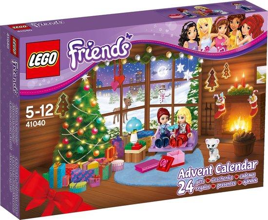Speelgoed adventskalender - LEGO Friends