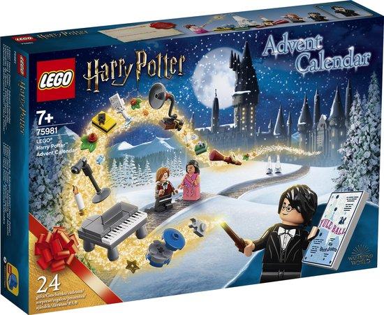 Speelgoed adventskalender - LEGO Harry Potter