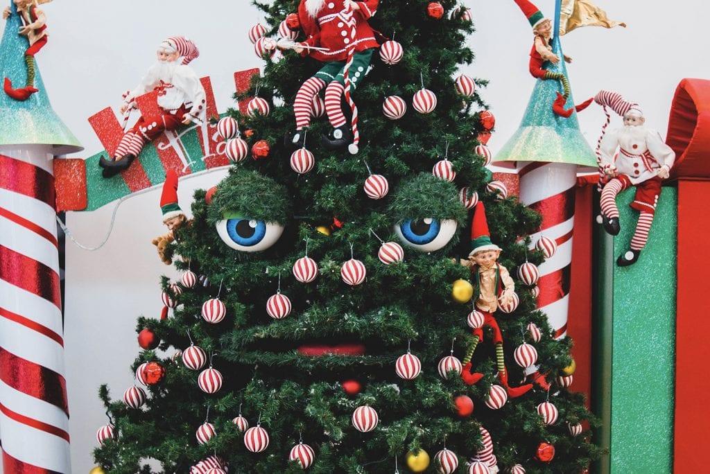 Alternatieven kerstboom: voor als je geen kerstboom in huis wil