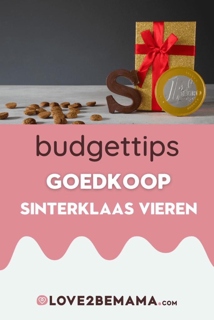 Budgettips Sinterklaas vieren
