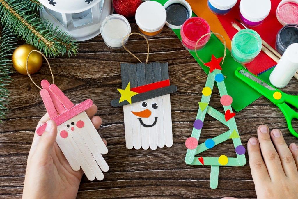 10x knutselen voor kerst met kinderen: leuke ideetjes