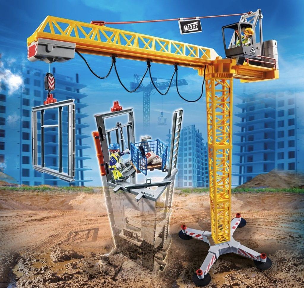 Playmobil City Action Bouwplaats