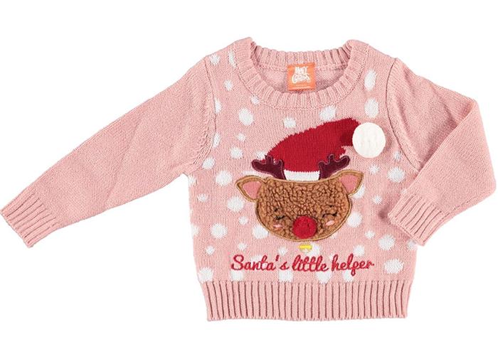 Foute kersttruien voor kinderen