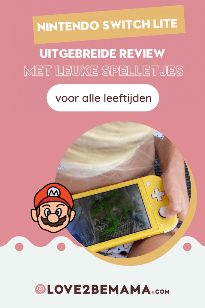 Nintendo Switch Lite review