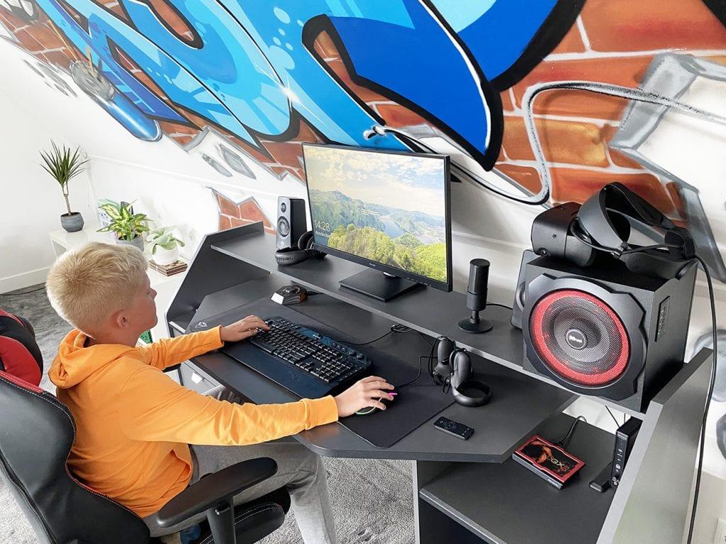 VR bril Oculus Rift S testen