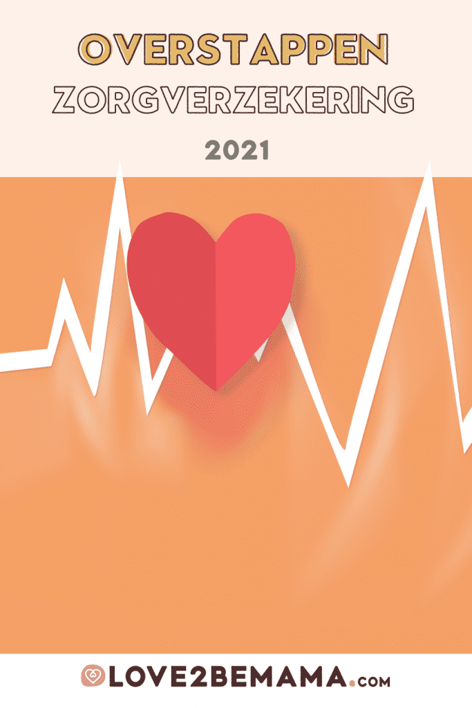 Overstappen zorgverzekering 2021