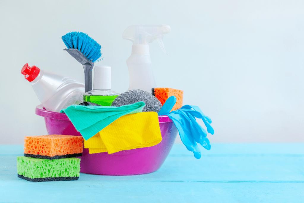 Taken schoonmaakster: wat kan ze doen?