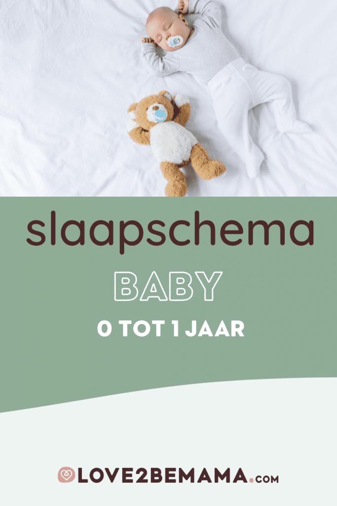 Hoeveel slaapt een baby? Slaapschema baby 6 maanden.