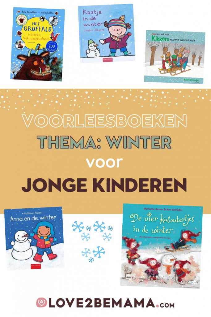 Voorleesboeken winter: de leukste voorleesboeken voor jonge kinderen.