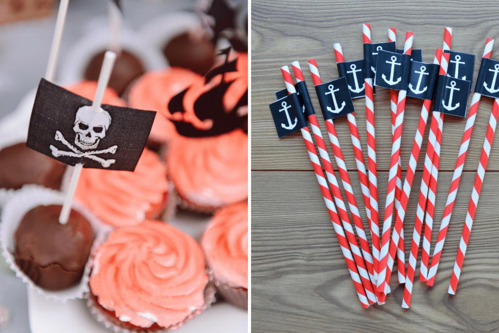 Thematisch kinderfeestje piraten