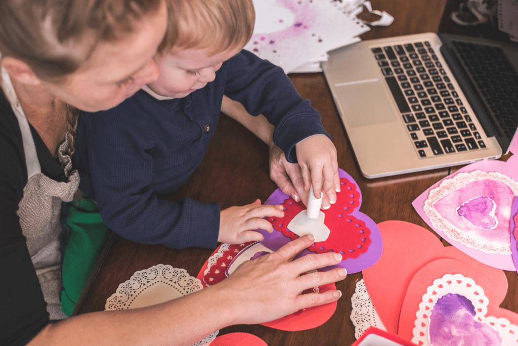 Knutselen Valentijnsdag: leuke knutsels voor kinderen!