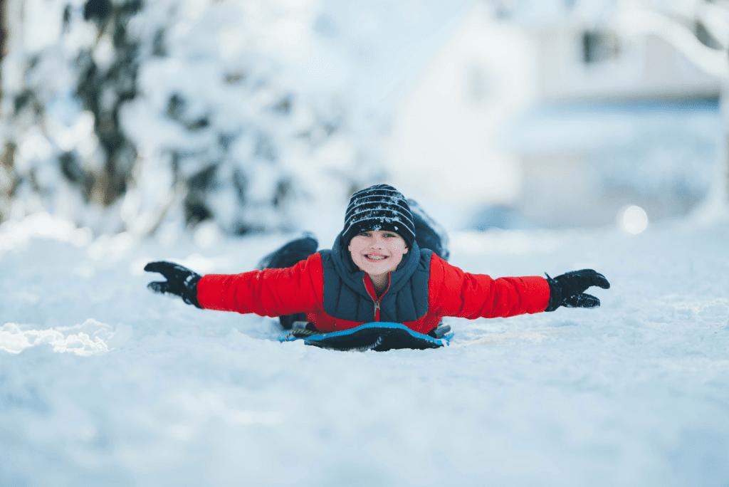 Het leukste sneeuwspeelgoed voor optimaal sneeuwpret