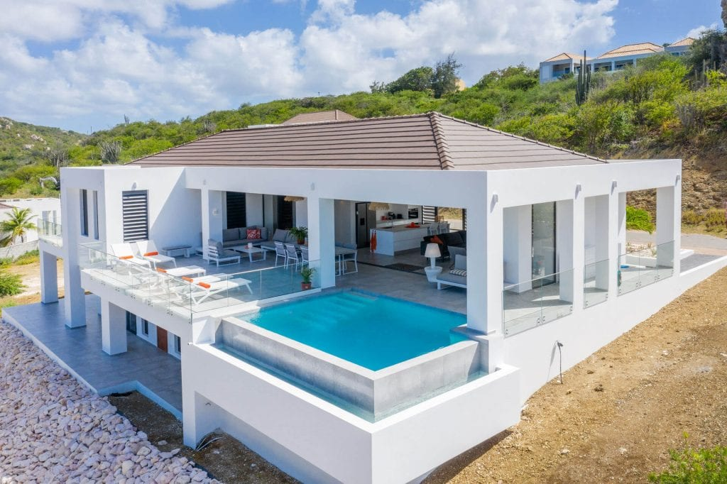 Wonen op Curacao Villa Casa di Bario