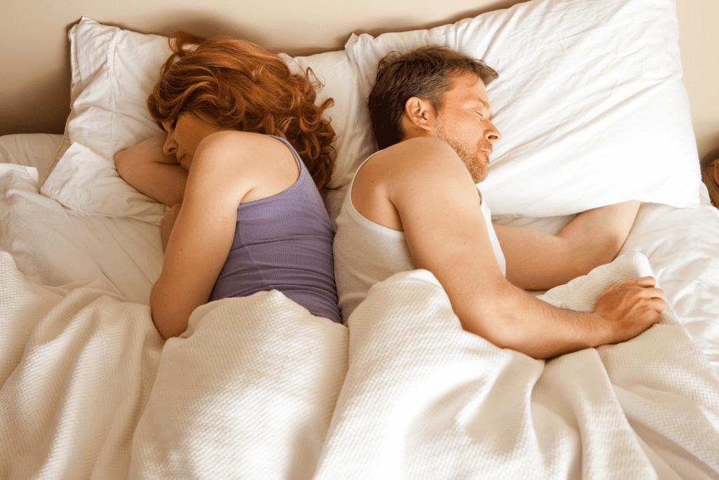 Relatie zonder seks: ja zeggen tegen seks!