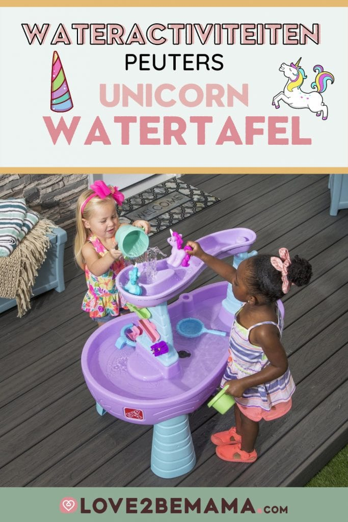 Watertafel Unicorn