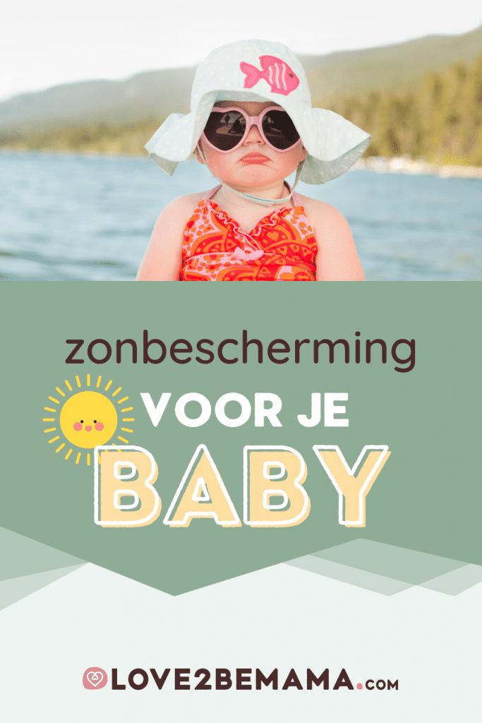 Bescherm je baby tegen de zon